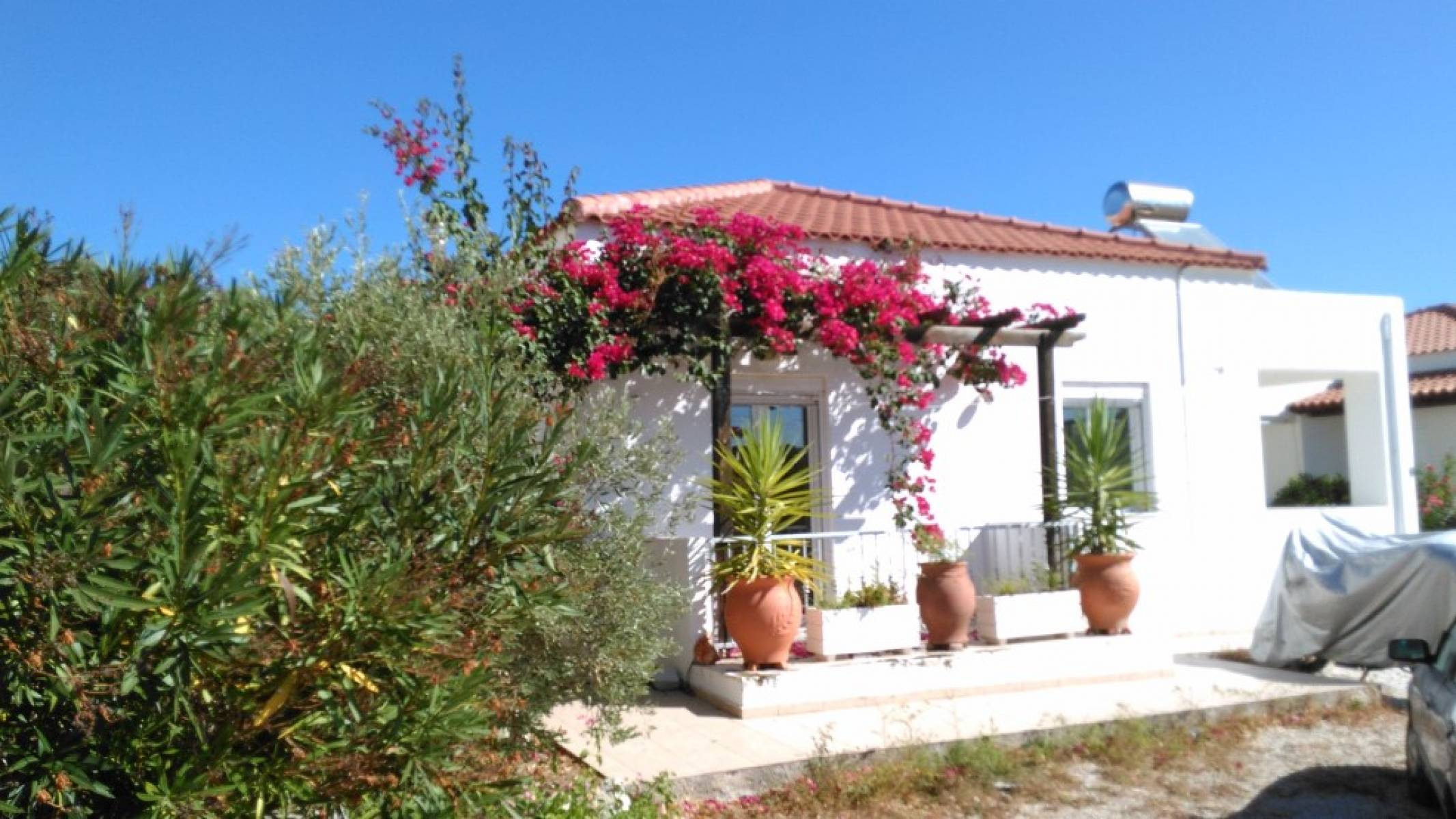 2 bedroom house in Chorafakia