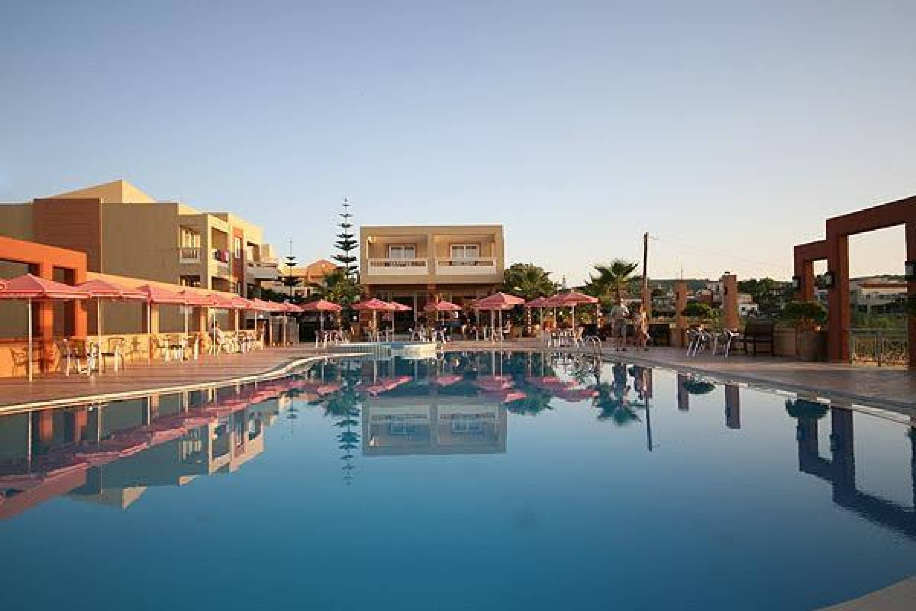Beach hotel in Maleme Chania