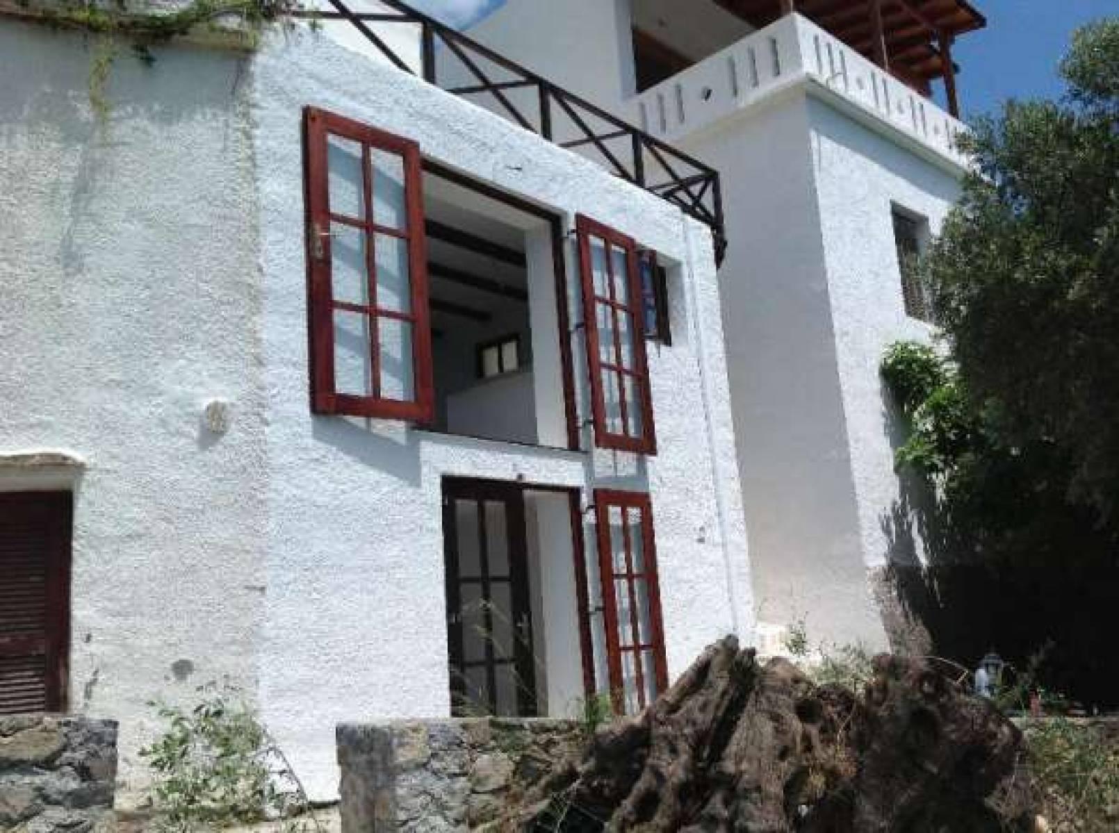 Myrthios renovated stone house