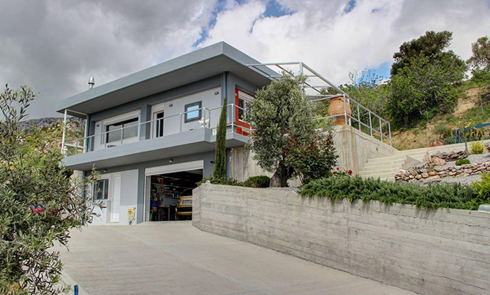New villa in Kissos