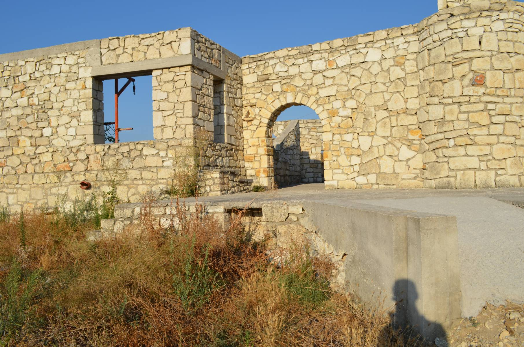 Stone house for renovation