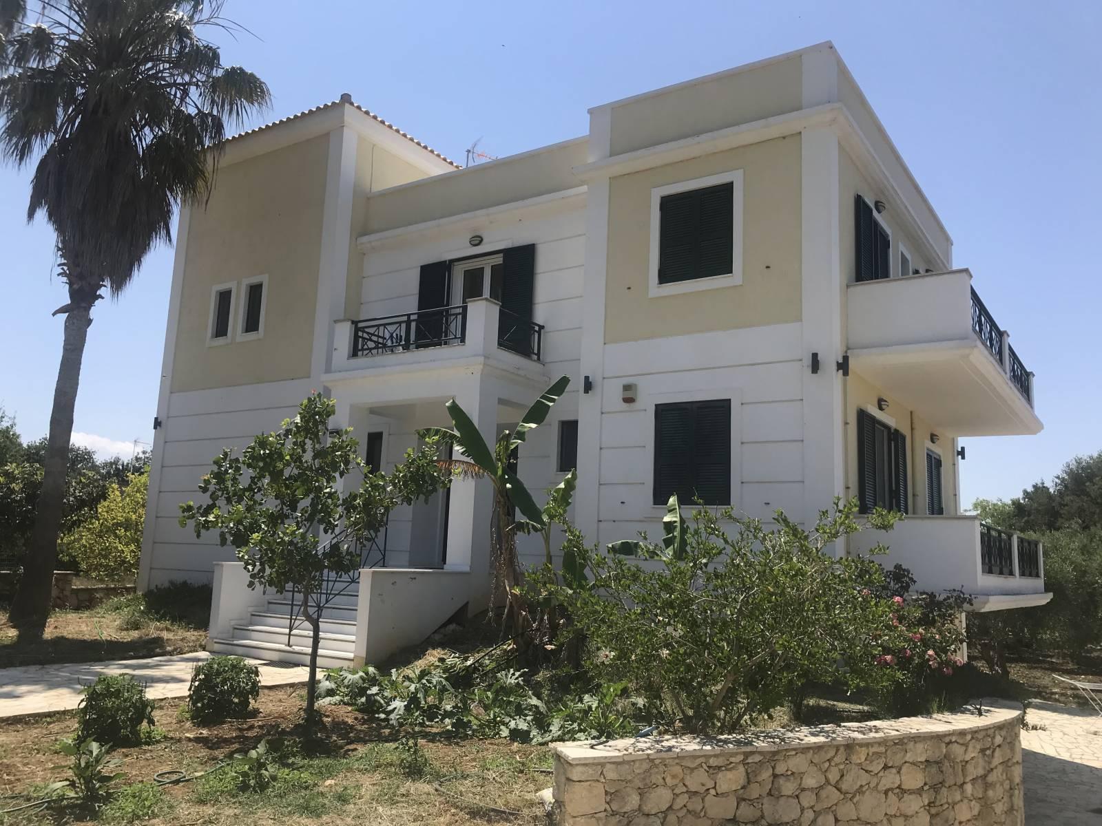 Villa in Kalonyktis village