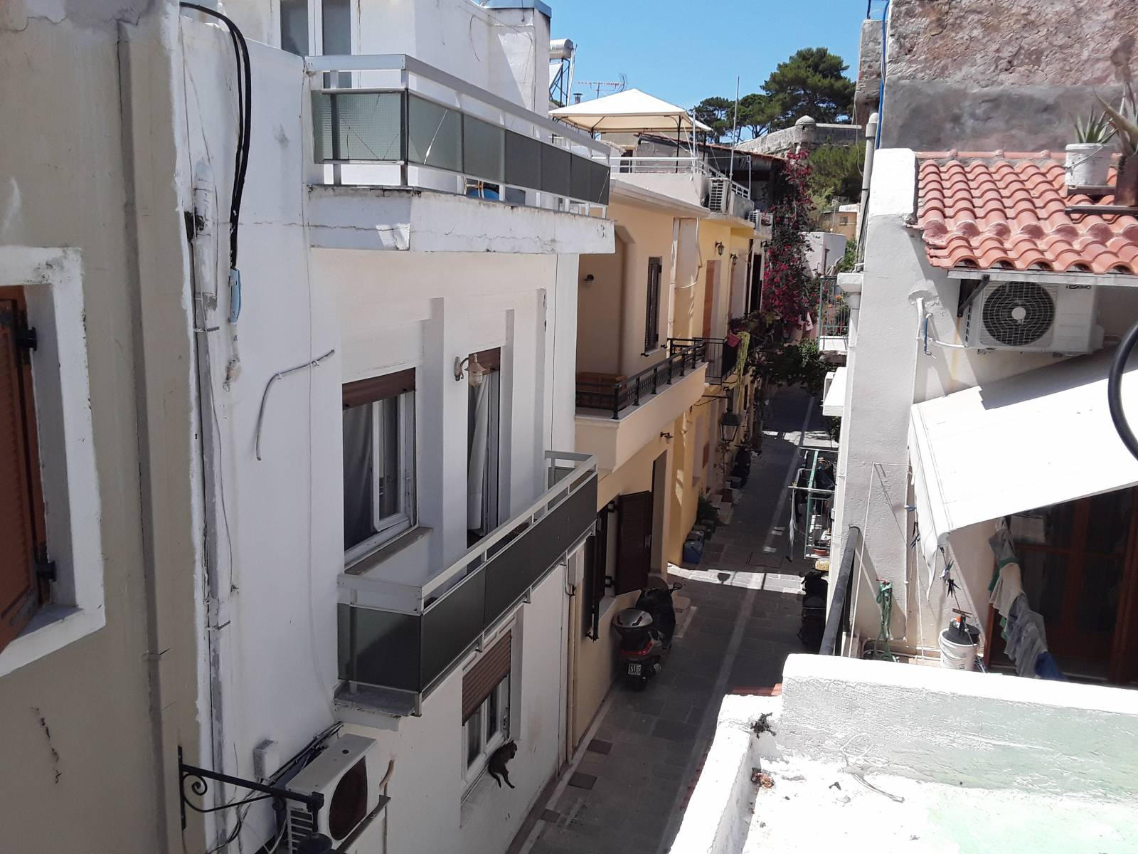 Maisonette for renovation in Rethymno Old Town