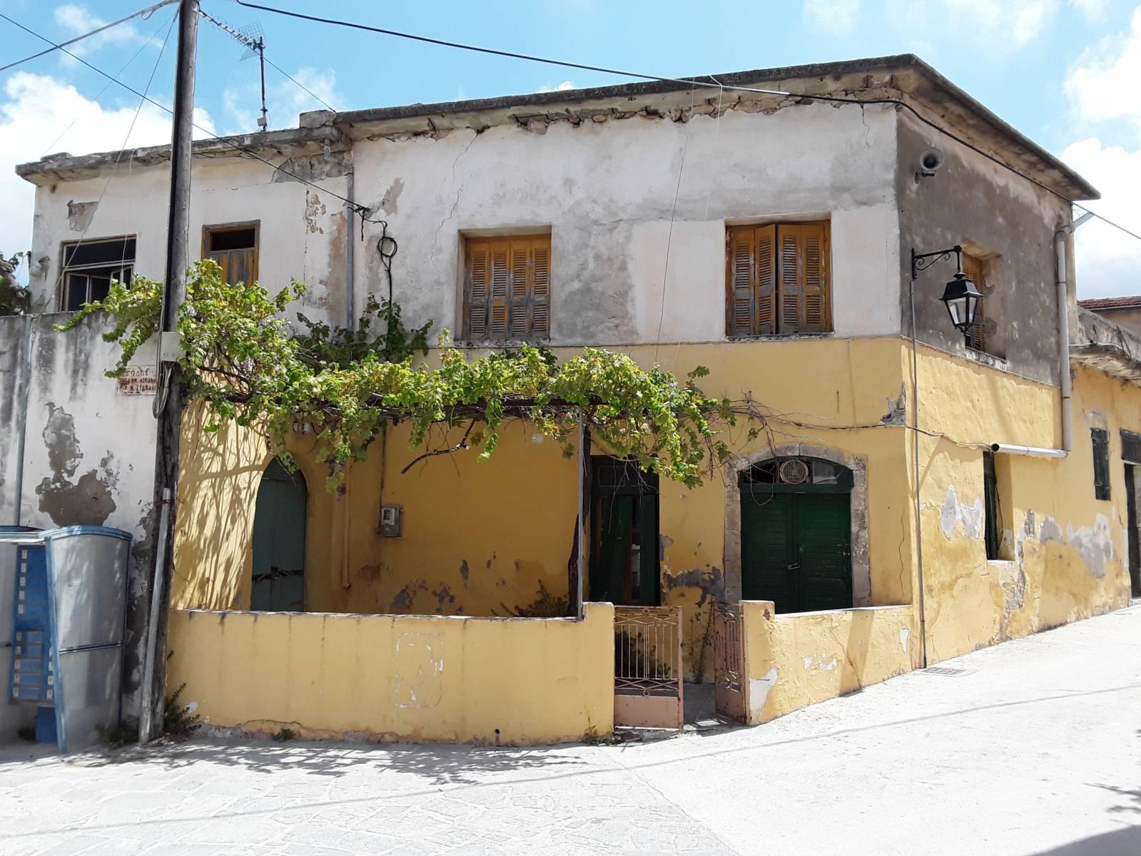 Mesi house for renovation