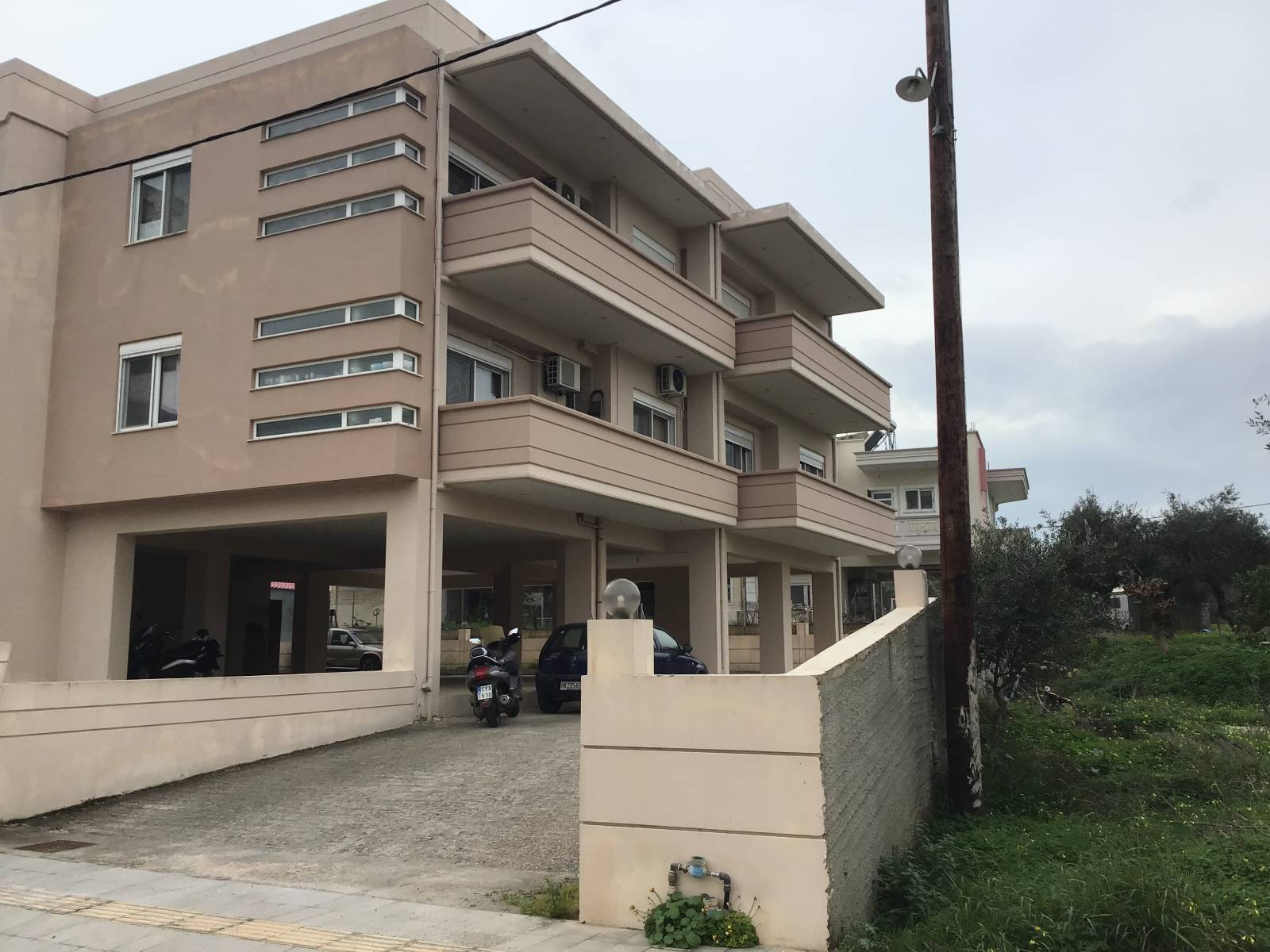 4 One-bedroom Apartments near the centre of Chania