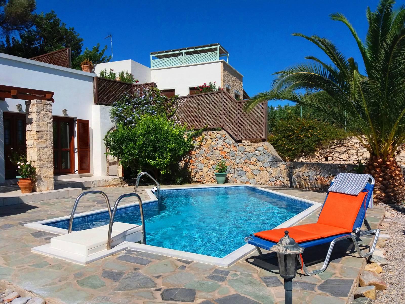 Villa in Agia Triada