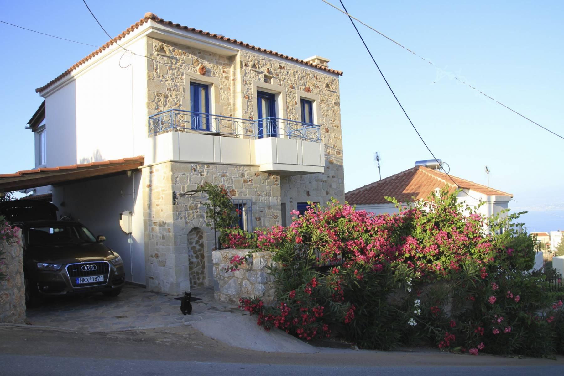 3 bedroom villa in Kefalas