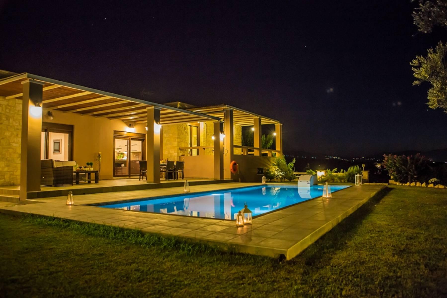 Sfakaki Luxury Villa