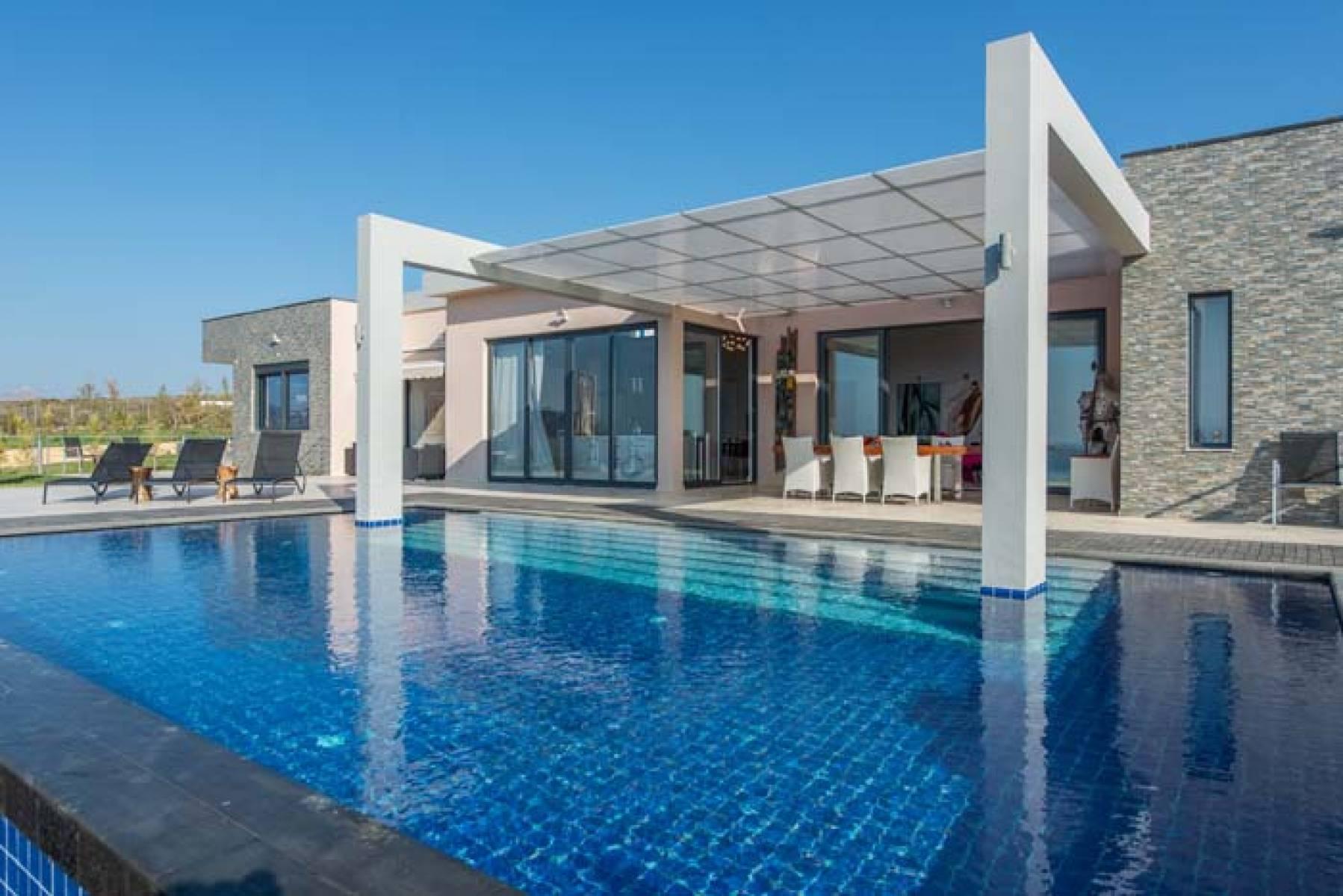 Kalathas Luxury villa