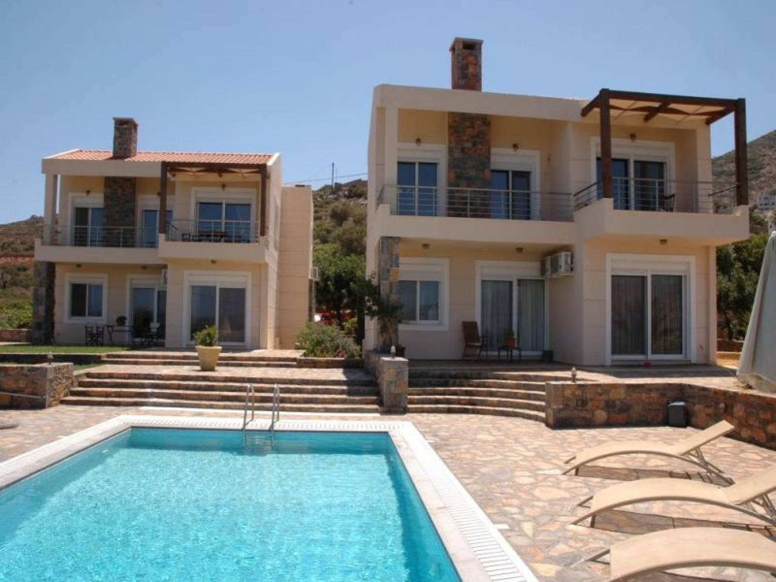 Unique property of 2 luxury villas