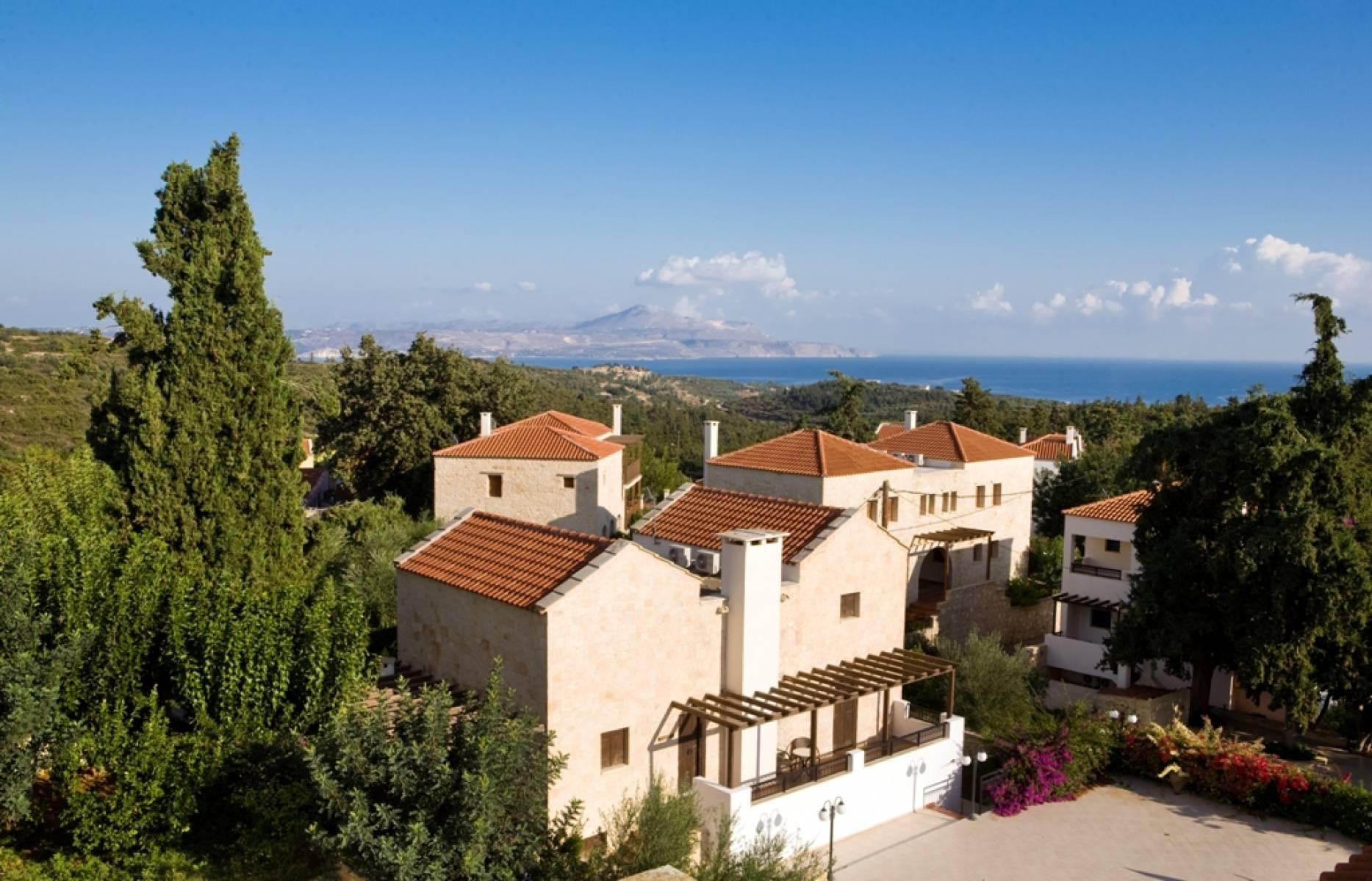 Douliana Villa Athena