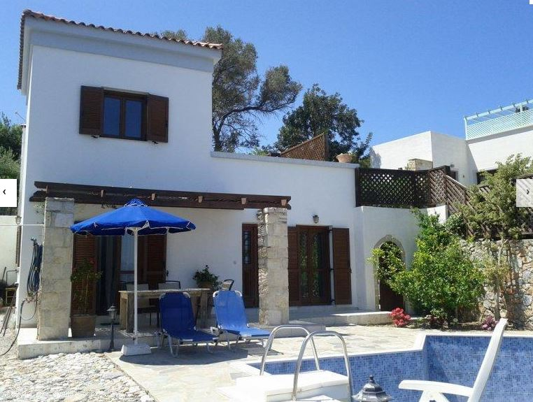 Villa with Amazing Views in Agia Triada