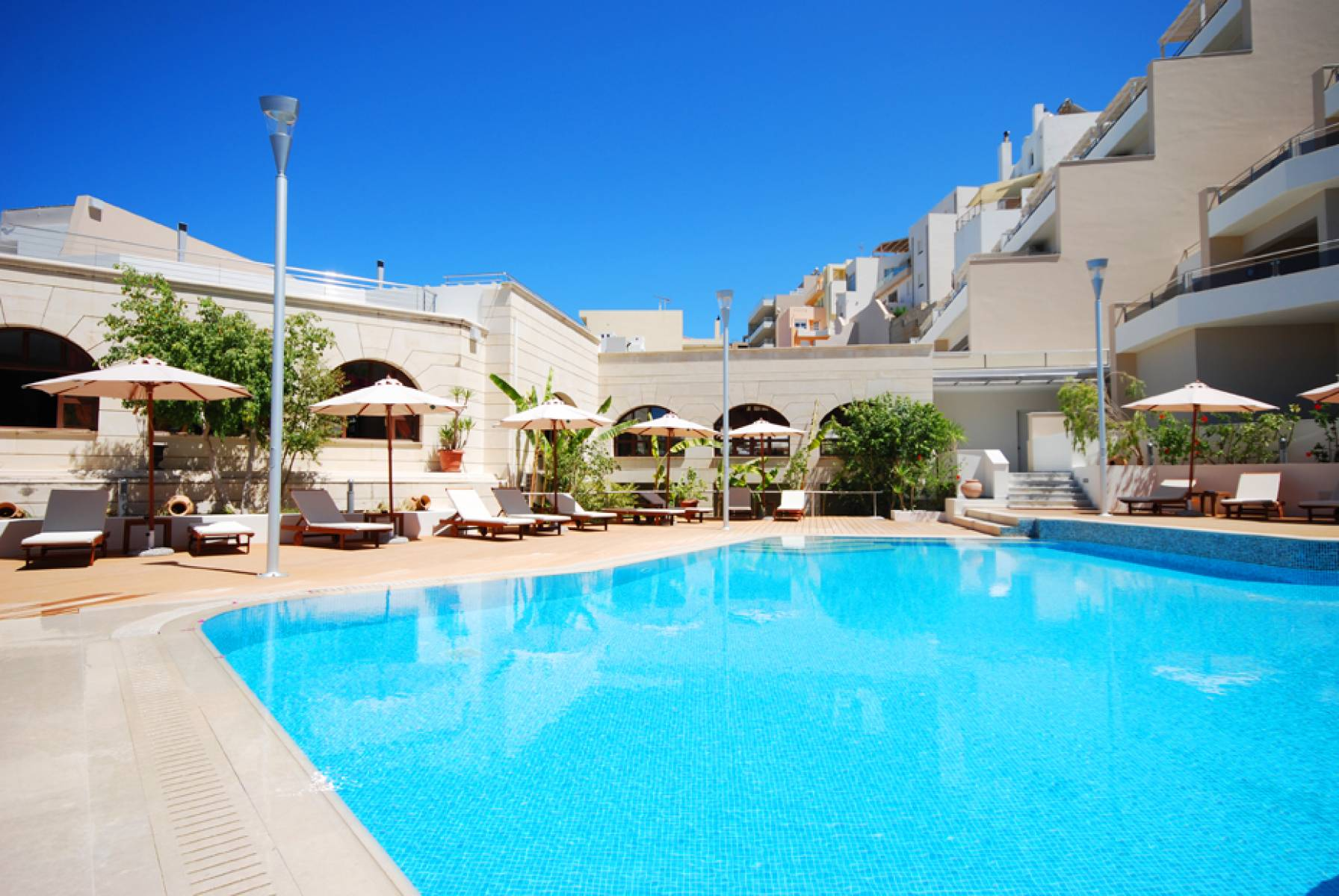 Macaris Apartments and Spa | A Place in Crete