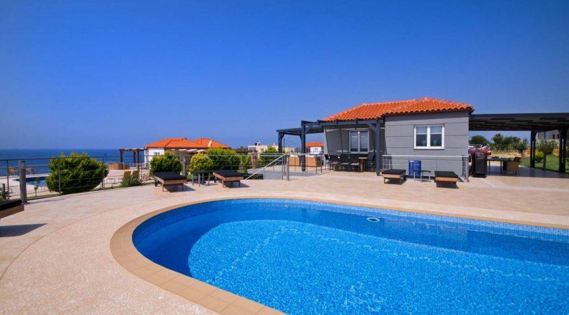 Villas in Tersanas