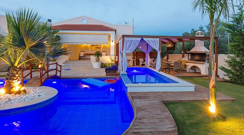 Three exquisite detached villas