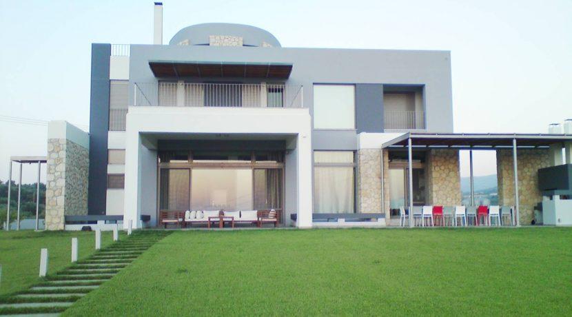 Luxury villa near Rethymno city